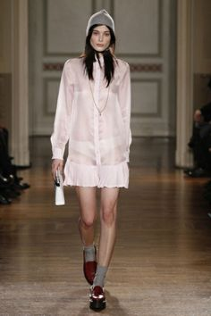 Sfilata Frankie Morello Milano - Collezioni Autunno Inverno 2014-15 - Vogue
