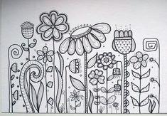 Más tamaños | Flower doodle | Flickr: ¡Intercambio de fotos!
