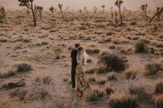 Nirav Photography // Joshua Tree Engagement