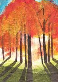 Výsledek obrázku pro fall art projects for elementary students