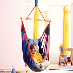 Discover our Haba toys from Germany. From beautiful baby clutching toys to intricate wooden blocks, Haba toys make the ultimate gift for any lucky child! Indoor Playhouse, Indoor Swing, Indoor Playground, Indoor Hammock, Hammock Swing, Hammock Chair, Playground Ideas, Indoor Outdoor, Sensory Swing