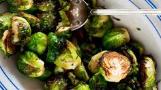 Brussels Sprouts with Maple Syrup Recipe   Bon Appetit
