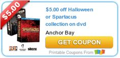 New DVD coupons to Print!