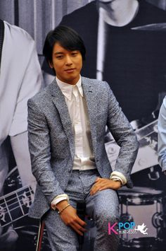 Yong Hwa ^^ #CSMY press conference for CN Blue's Cant Stop tour in Malaysia #CNBLUEbalikRaya