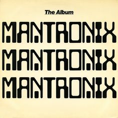 Day 111: Bassline by Mantronix from Mantronix