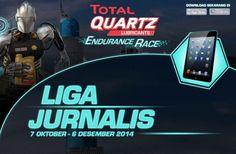 Rasakan Ketangguhan Total Quartz Melalui Game Online