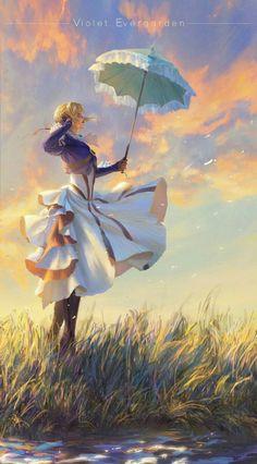 Violet Evergarden《Violet Evergarden》