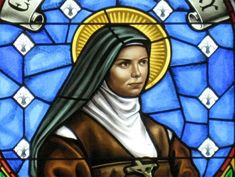 """""""The peace we were made to enjoy is found only by faith in Jesus Christ. Jesus is the only one who can lead us into the bosom of the Trinity, into the heart of the Father, and there, our hearts find rest."""" ~ Bl. Elizabeth of the Trinity, 20th century ~"""