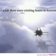 ♥ I would be there all the time so many people I'd love to see and talk to