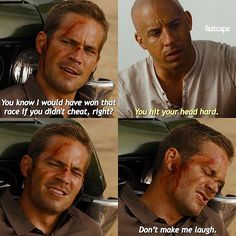 - #dominictoretto #brianoconner #vindiesel #paulwalker #fastandfurious