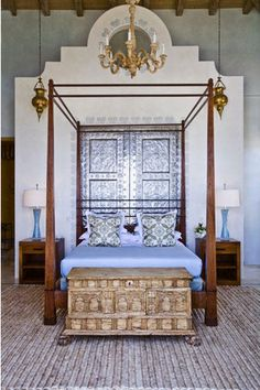 House of Turquoise: Cabo San Lucas Hacienda