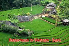 Honeymoon to Vietnam – Sapa