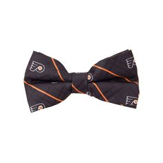 Men's NHL Oxford Bow Tie, Multicolor