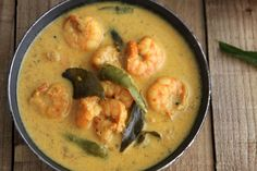 Try Nisha Thomas's Keralan prawn curry recipe for a taste of South Indian comfort food at its best.