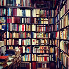 Bookstore, via Flickr.