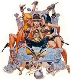 jack davis ec comics | Inspector Clouseau soundtrack album artwork
