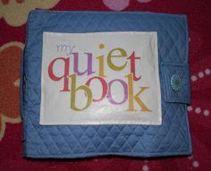 polkanuts: My Quiet Book