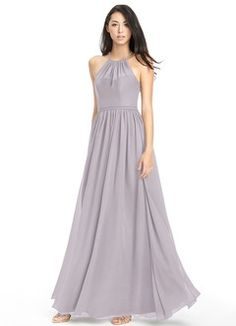 Taupe - Shop Azazie Bridesmaid Dress - Kailyn in Chiffon. Find the perfect  made-to-order bridesmaid dresses for your bridal party in your favorite  color 6ab807abcec2