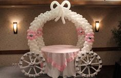 Balloon Carriage The WHOot
