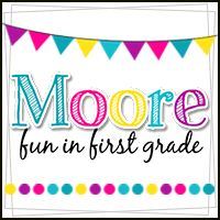 Moore Fun in First Grade