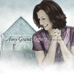 Amy Grant out did herself with this album cover ... Pyramid, One-Eye, Male-Female Union Hand Signal, and Triangle formed with her arms ... are there more ... ?