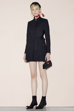 Red Valentino Spring 2016 Ready-to-Wear Collection Photos - Vogue. Love! Love! Love!