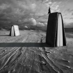 Mysteriously Playful Composite Images by Dariusz Klimczak - My Modern Metropolis