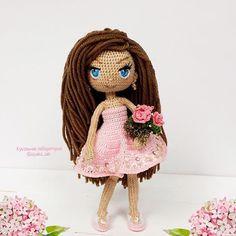 Куколка нежный Бутончик милаяСвязана на заказПо...☆