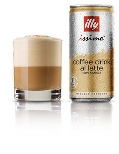 ILLY ISSIMO LATTE FRAPPE  Recipe
