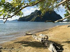 Corong Corong Bay Philippines