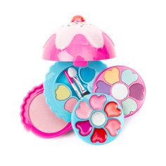 Sweet Shop Cupcake Makeup Kit | Claire's