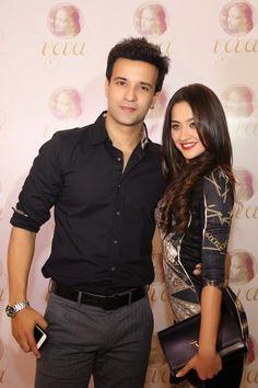 Sanjeeda sheikh and her husband aamir ali