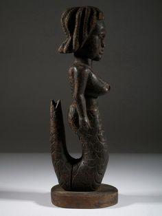 Mythologies africaines. Mamiwata, mère des eaux.