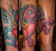 By Mike Pritchett at Matchless Tattoo