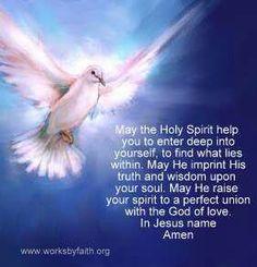 pentecost meditation