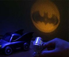 Mini Bat Signal Light . The bat signal mini light goes on your desk up in that high rise in Gotham City. And when the tiny Joker co...