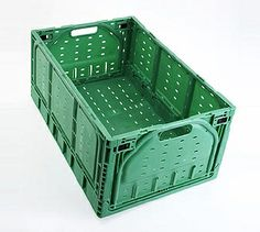Gas Injection Molding Container