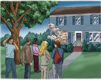 NFPA - fire safety at home lesson plan