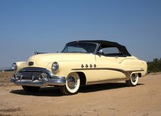 1951 Buick Roadmaster Convertible Maintenance/restoration of old/vintage vehicles: the material for new cogs/casters/gears/pads could be cast polyamide which I (Cast polyamide) can produce. My contact: tatjana.alic@windowslive.com