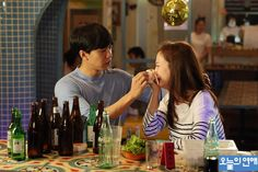 Lee Seung-gi and Moon Chae-won's just-friends romance Love Forecast, You're All Surrounded, Brilliant Legacy, Romantic Comedy Movies, Moon Chae Won, Gumiho, Lee Seung Gi, Love Stars, Just Friends