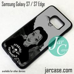 Avenged Sevenfold Disney Phone Case for Samsung Galaxy S7 & S7 Edge