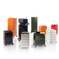Magis Schubkastencontainer 360°. #artvoll #Designer #KonstantinGrcic www.artvoll.de