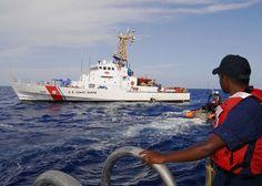 Guardia Costera de Estados Unidos repatría a 90 cubanos