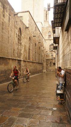 Барселона, Старый Город /Barcelona, Old Town