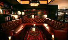 Hudson Hotel - Library Bar | New York