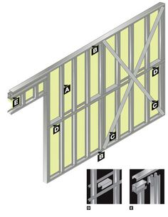 Infill diagram