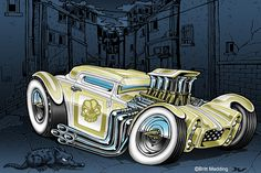 Come and check out of some my artwork at the booth at Beach Cruisers Car Show / Taste of Doheny event in Dana Point, CA on June 23rd