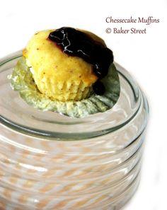 Muffin Monday: Cheesecake Muffins