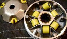 3 Tips Memilih Bahan Roller CVT Tergantung Bobot untuk meningkatkan perfoma