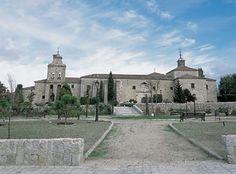 Monasterio de la Encarnacion - Avila, Spain